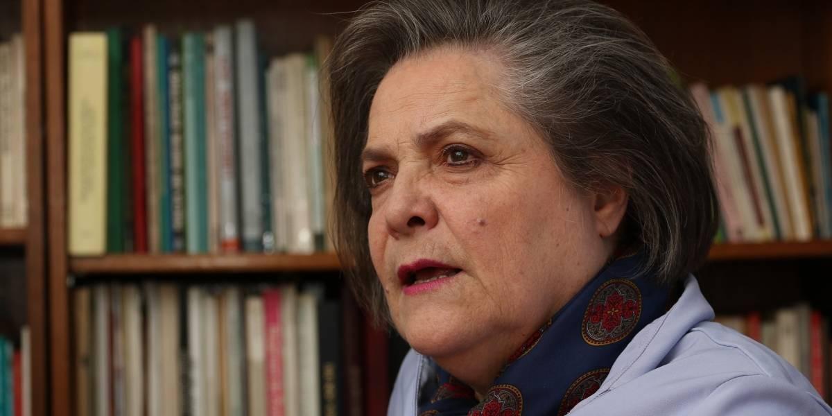 """""""Las alianzas que existen son insuficientes"""", Clara López"""