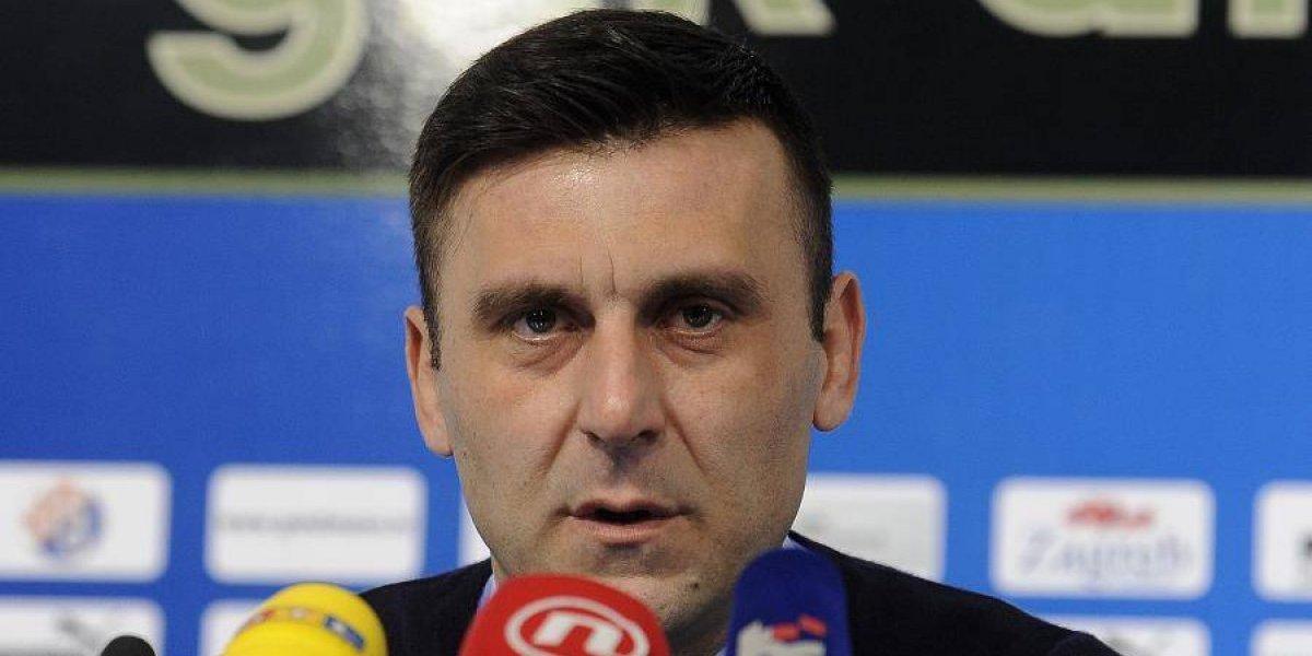 ¿Esto no pasa en Europa? DT del Dinamo Zagreb croata fue víctima de brutal ataque