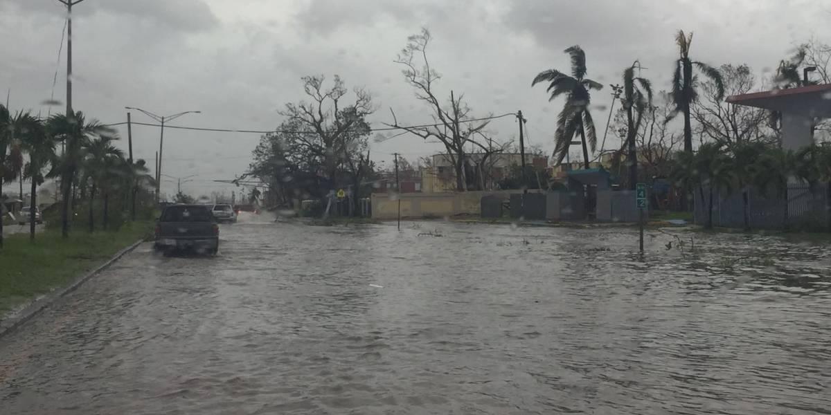Muere anciana en luego de que residencial de Aguadilla se inundó durante huracán