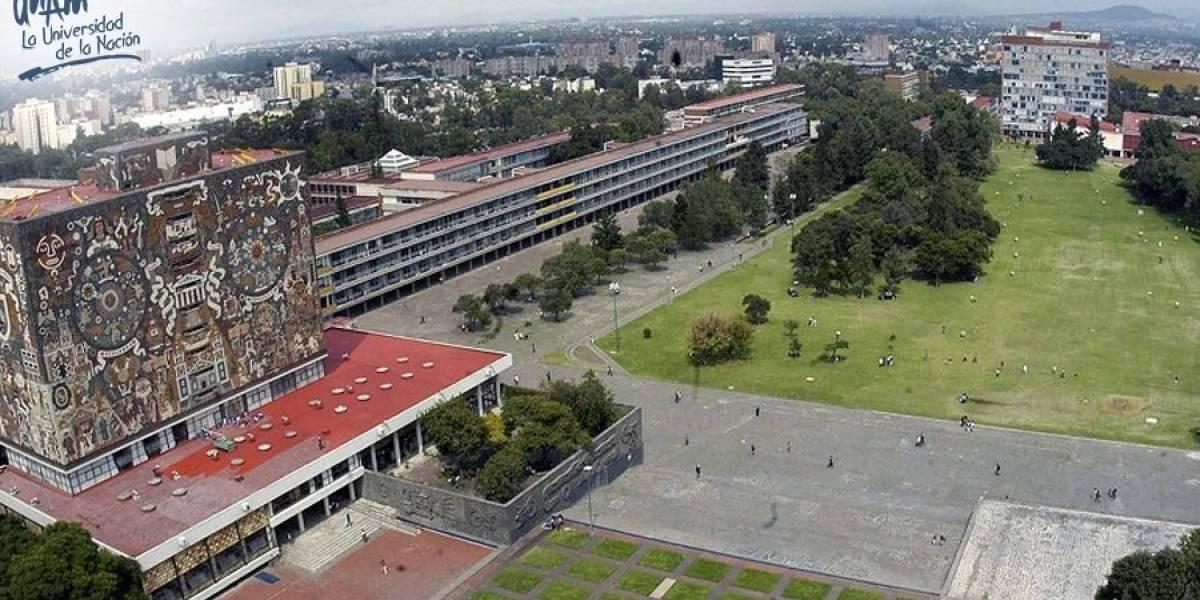 Patrimonio artístico de la UNAM, sin daños