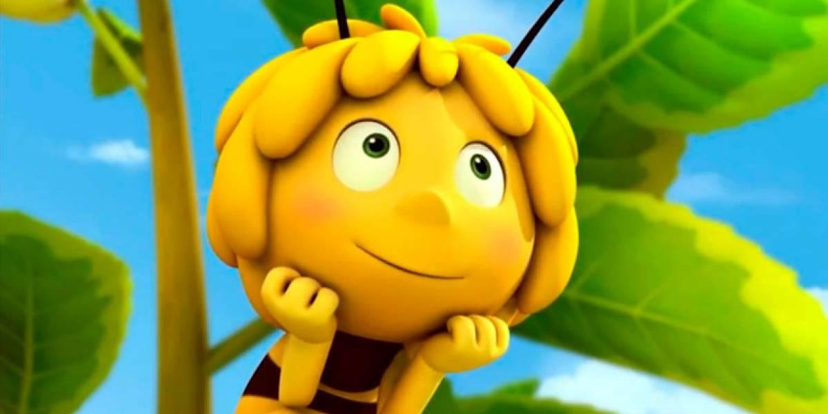 Dibujo de un pene apareció en capítulo de 'La abeja Maya'