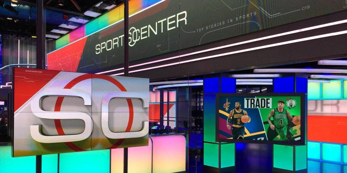 """¿Sabes en dónde se produce """"SportsCenter"""" el noticiero de la cadena ESPN?"""