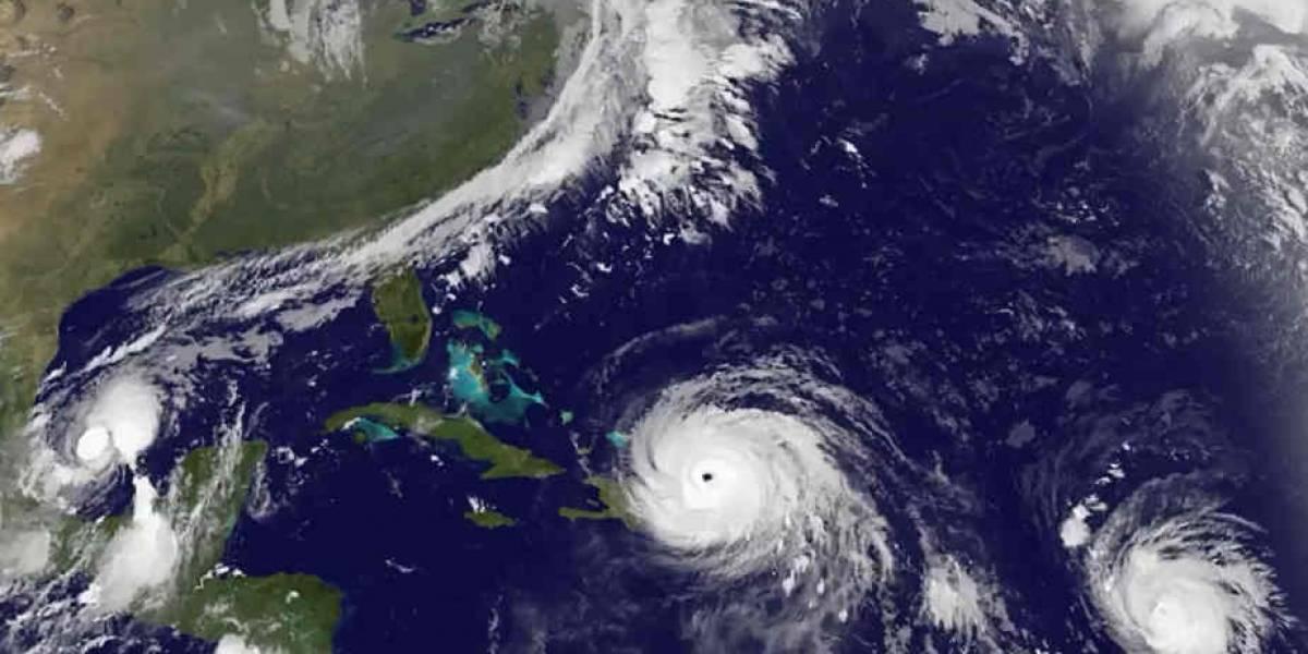 Philippe se aleja de Florida y produce lluvias intensas en Bahamas