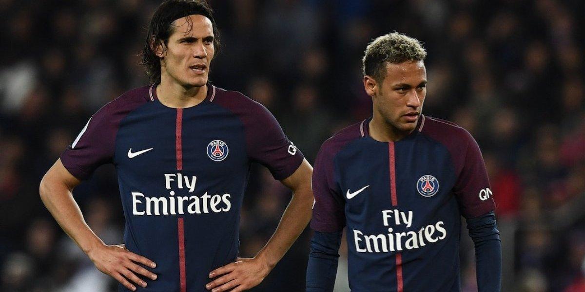 Técnico del PSG le dirá a Cavani y a Neymar quién lanzará primero los penaltis