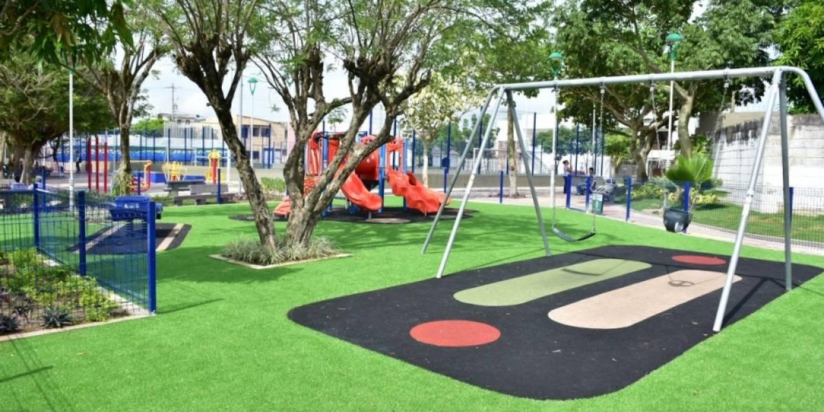 Estos son los tres nuevos parques que habilitarán en Barranquilla