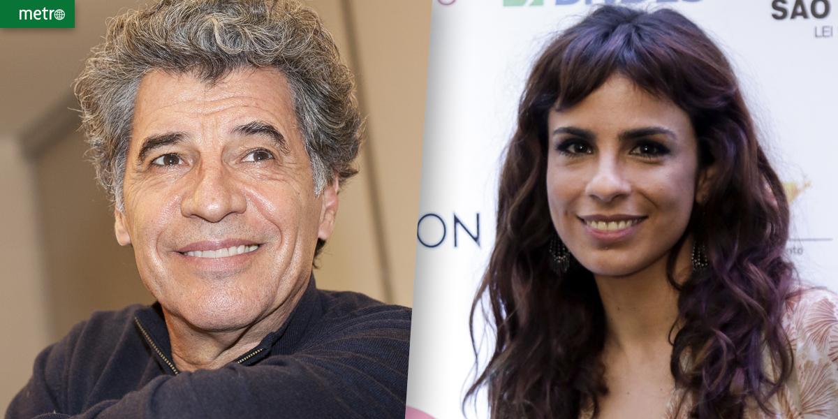 Maria Ribeiro defende o ex-marido Paulo Betti em acusação de racismo
