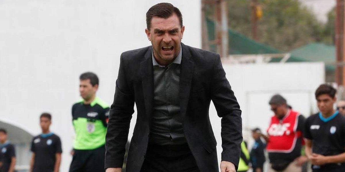 Pablo Guede no deja de ver espías en Colo Colo