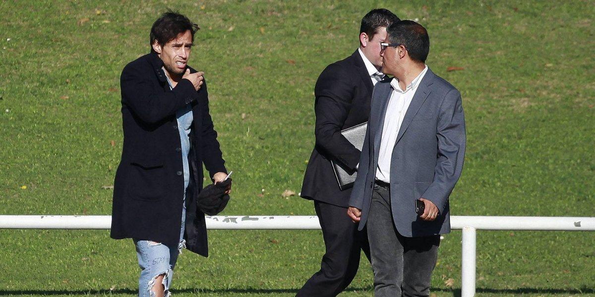 Jorge Valdivia se salvó y no recibirá castigo por sus dichos a Gamboa