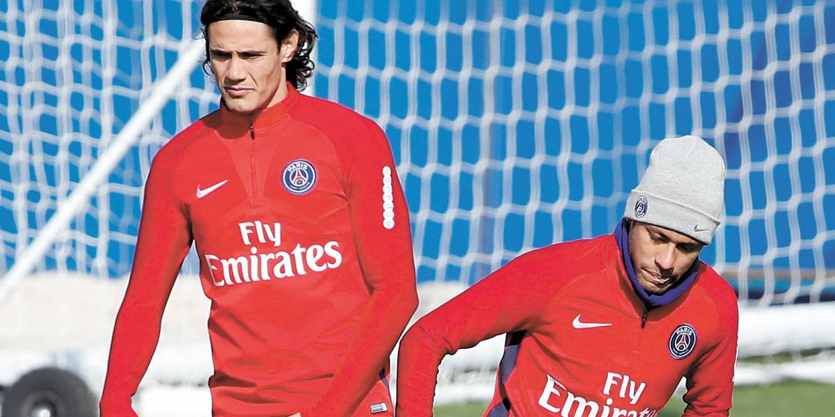 Machucado, Neymar é dúvida no PSG para partida contra Lille