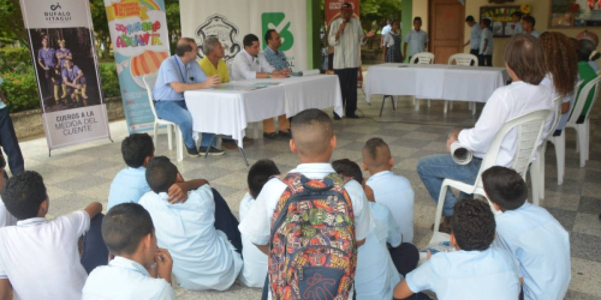 Presentan concurso de cuentos 'Ser rebolero aguanta' en Barranquilla