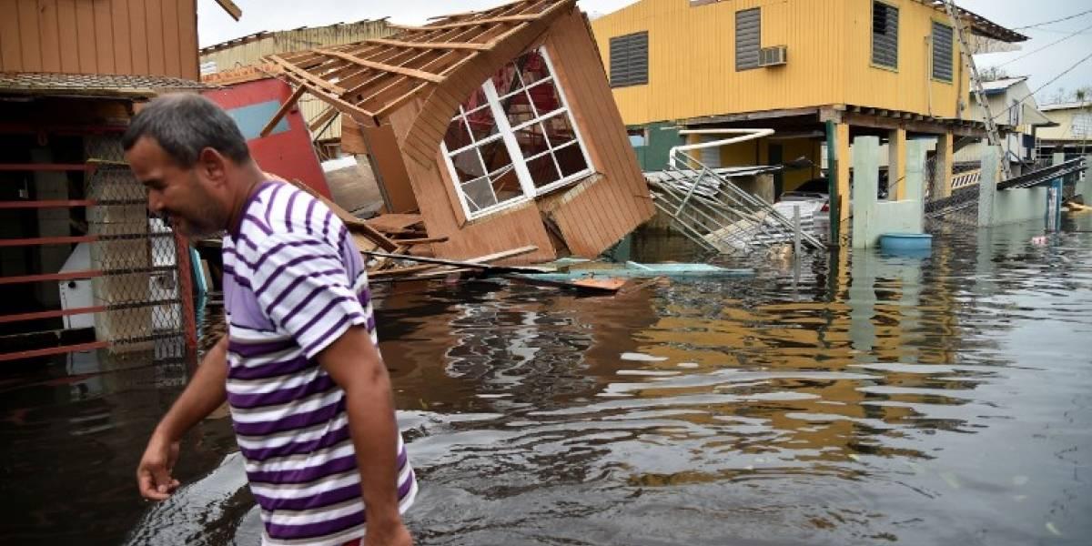 VIDEO. Recorrido por los daños dejados por el huracán María en Puerto Rico