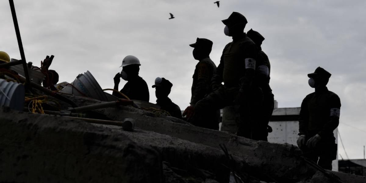 Tras horas de búsqueda rescatan en Medellín cuerpo de Erick Gaona