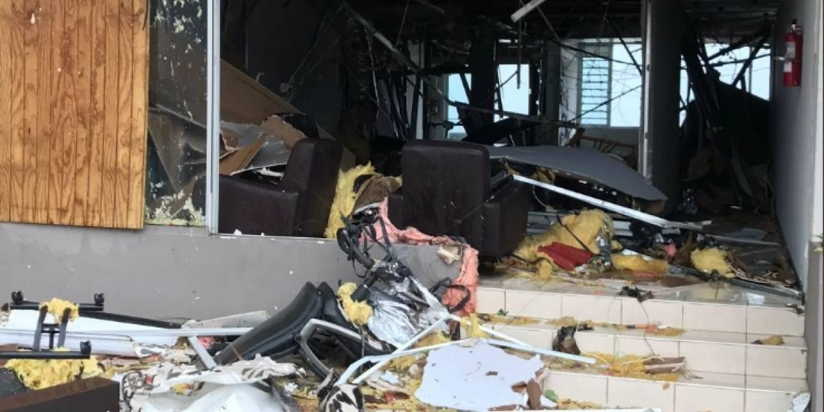 Confirman primera muerte por huracán María en Puerto Rico