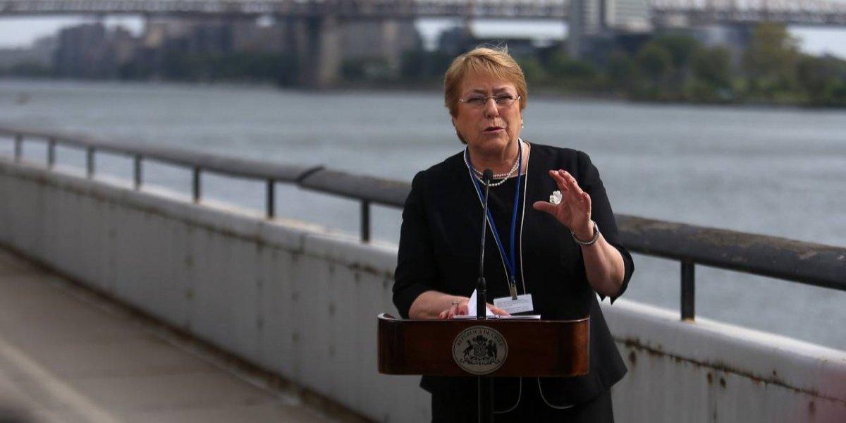 Bachelet se enfrenta a Lagos: así defiende levantamiento del secreto en informe Valech