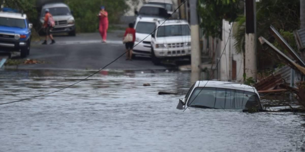 Puerto Rico confirma 10 muertes por el huracán 'María'