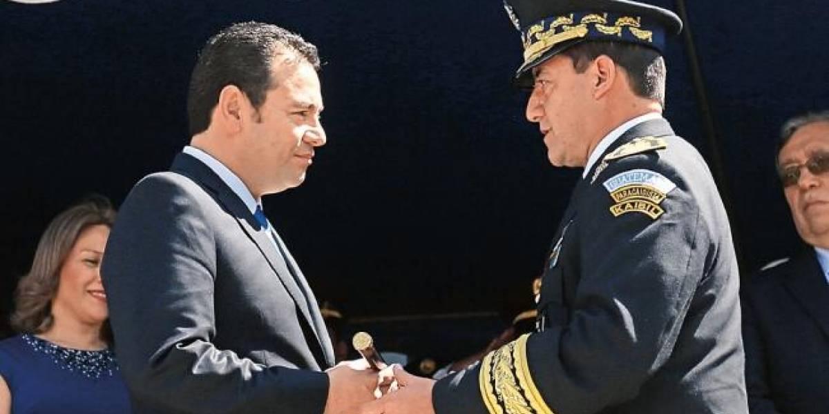 """GAM denuncia al ministro de la Defensa y al presidente por pago de """"bono de responsabilidad"""""""