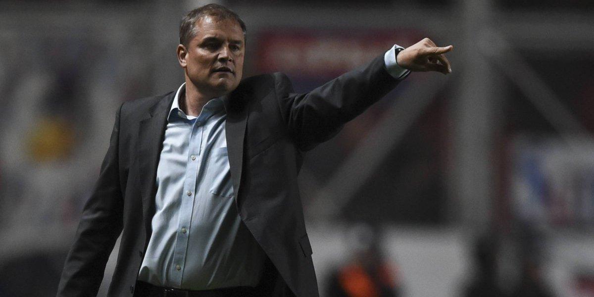 Paulo Díaz se quedó sin DT en San Lorenzo tras dura eliminación en la Copa Libertadores