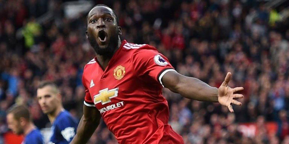 Lukaku pide a los hinchas del Manchester United que no vuelvan a entonar canción sobre su pene