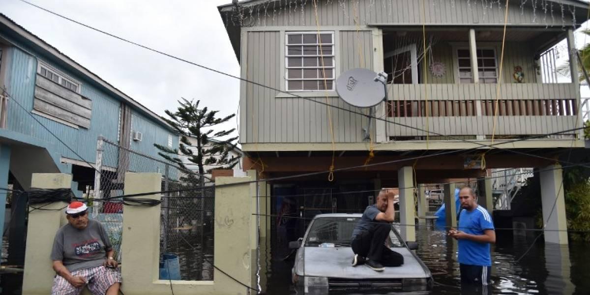 """Puerto Rico queda """"devastado"""" tras el paso del huracán María dejando al menos 15 muertos"""