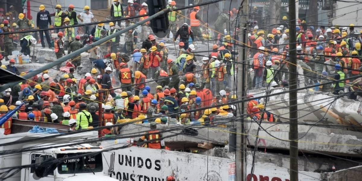La descoordinación: el otro escollo que enfrentan los rescatistas en los escombros de México
