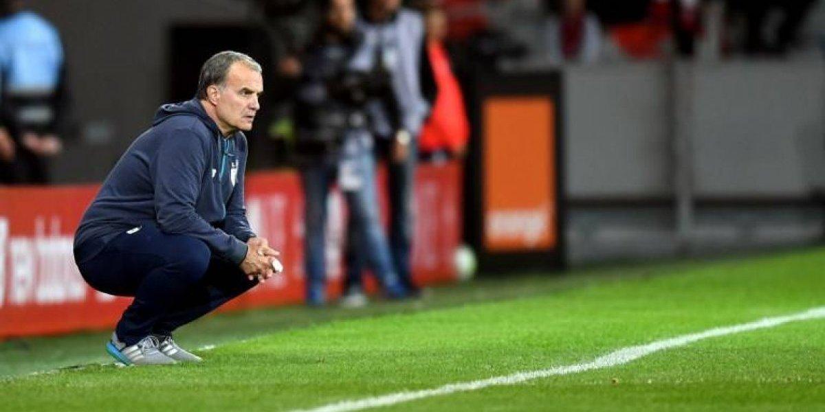 El Lille de Bielsa recibió nueva goleada y queda cerca del descenso en Francia