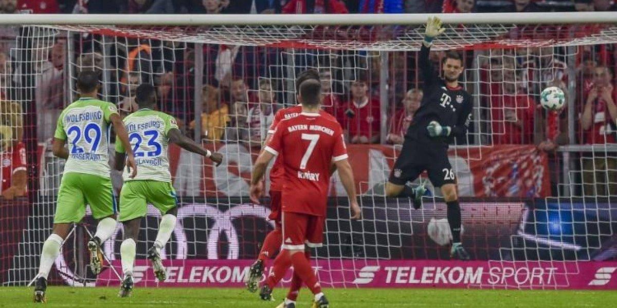 Así vivimos el doloroso empate del Bayern de Vidal ante Wolfsburgo