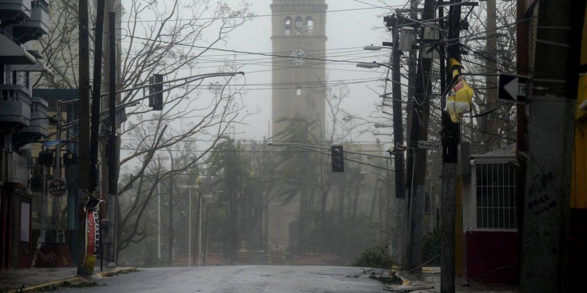 Para largo Puerto Rico a oscuras