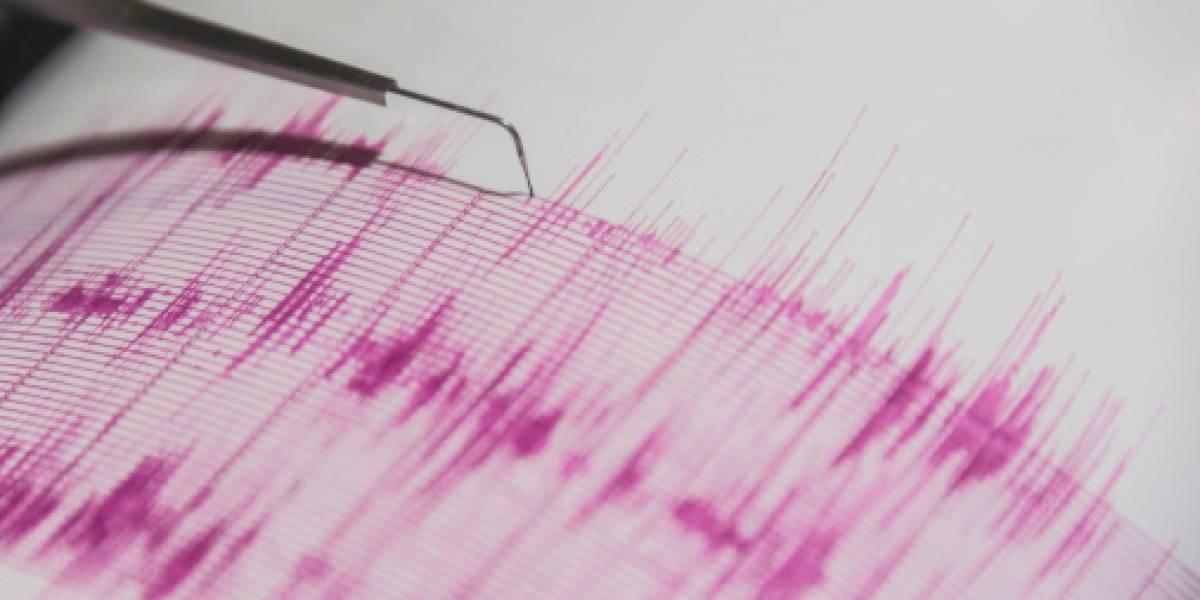Se registró un sismo Salinas, Santa Elena