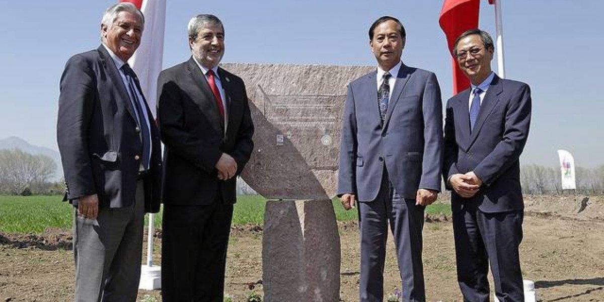 La Pintana estrenará Centro de  Ciencias Agrícolas con tecnología china