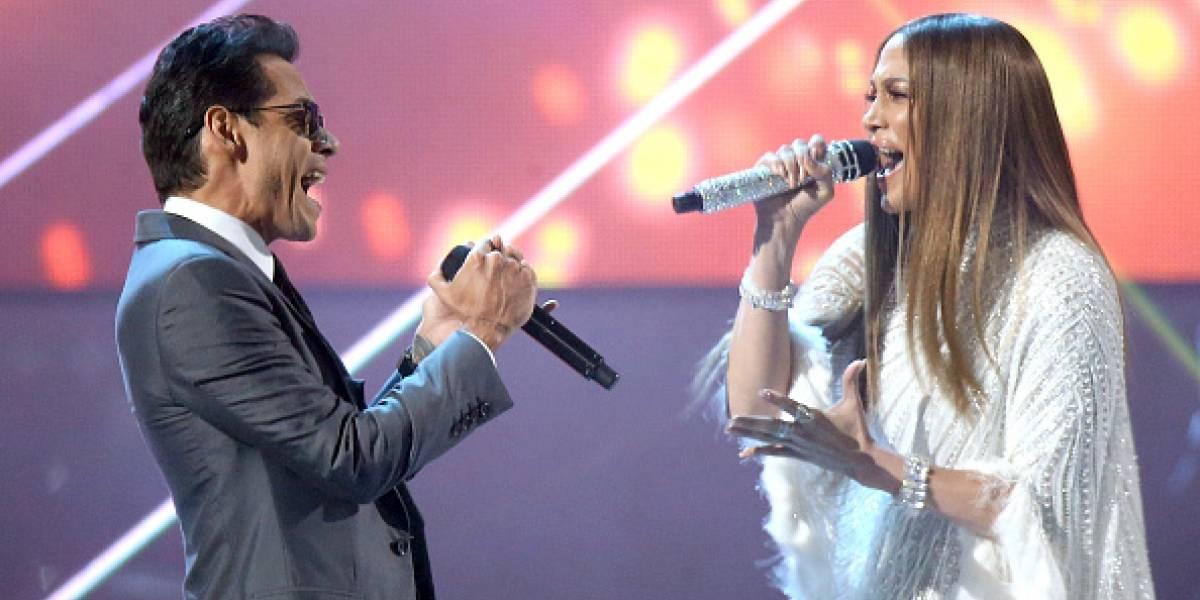 Jennifer López se rompió un diente en pleno concierto