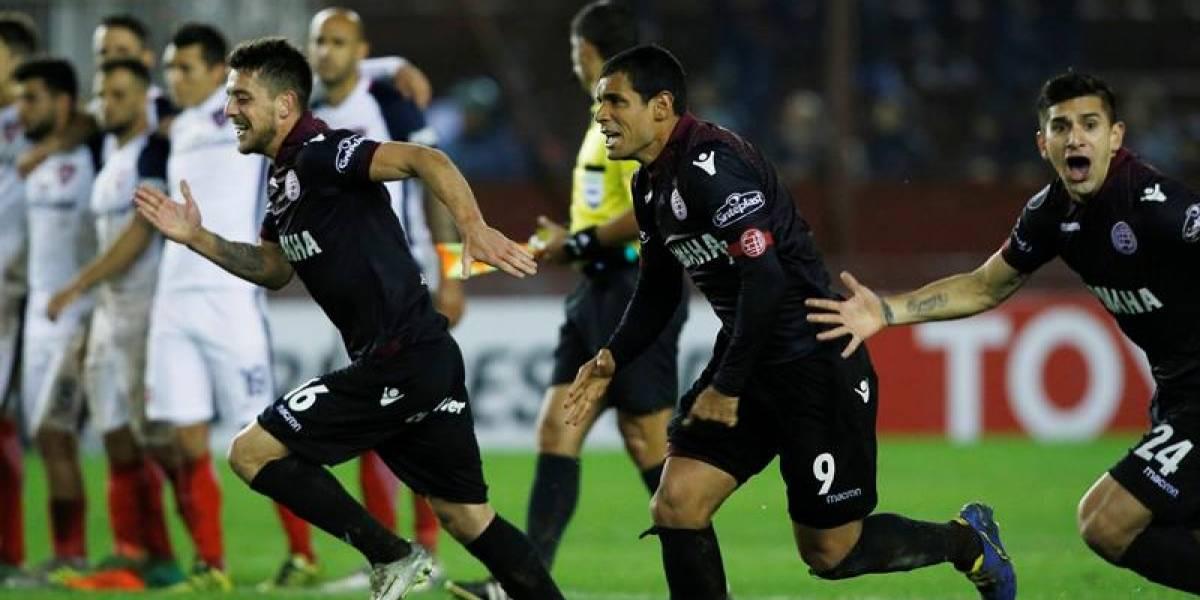 Libertadores sin embajadores chilenos: San Lorenzo sucumbió en los penales ante Lanús