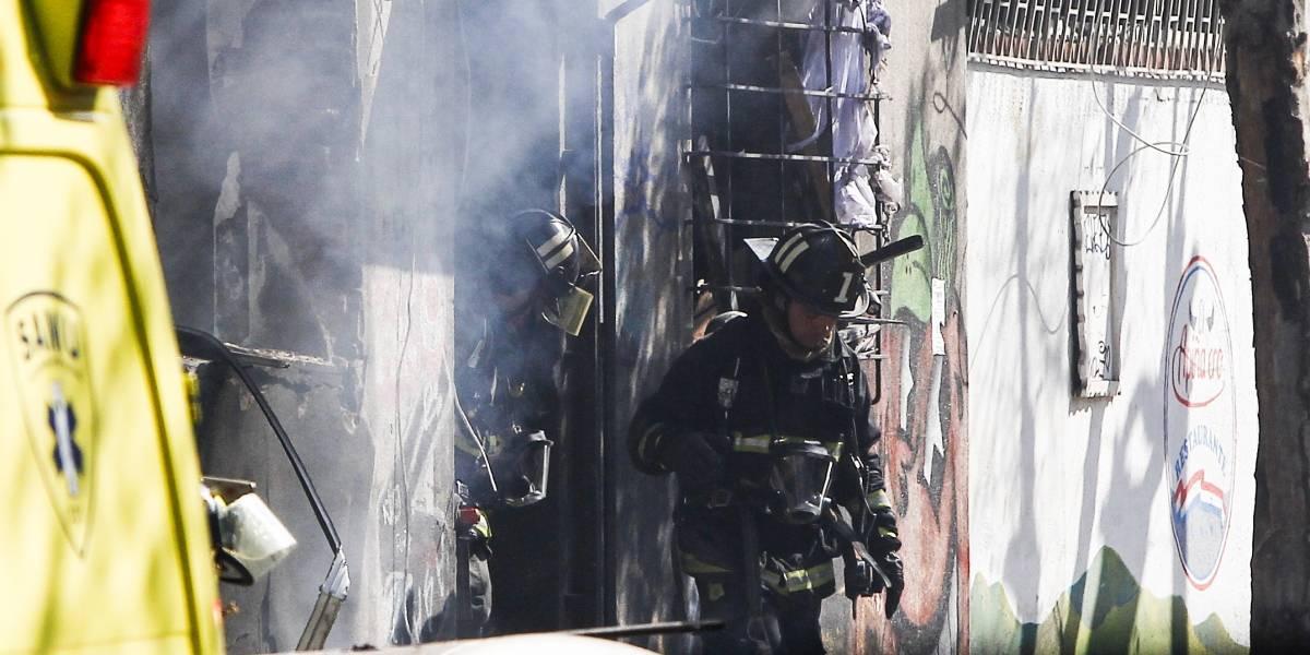 Enel asegura que no tuvo responsabilidad en la explosión en el barrio de Bellavista