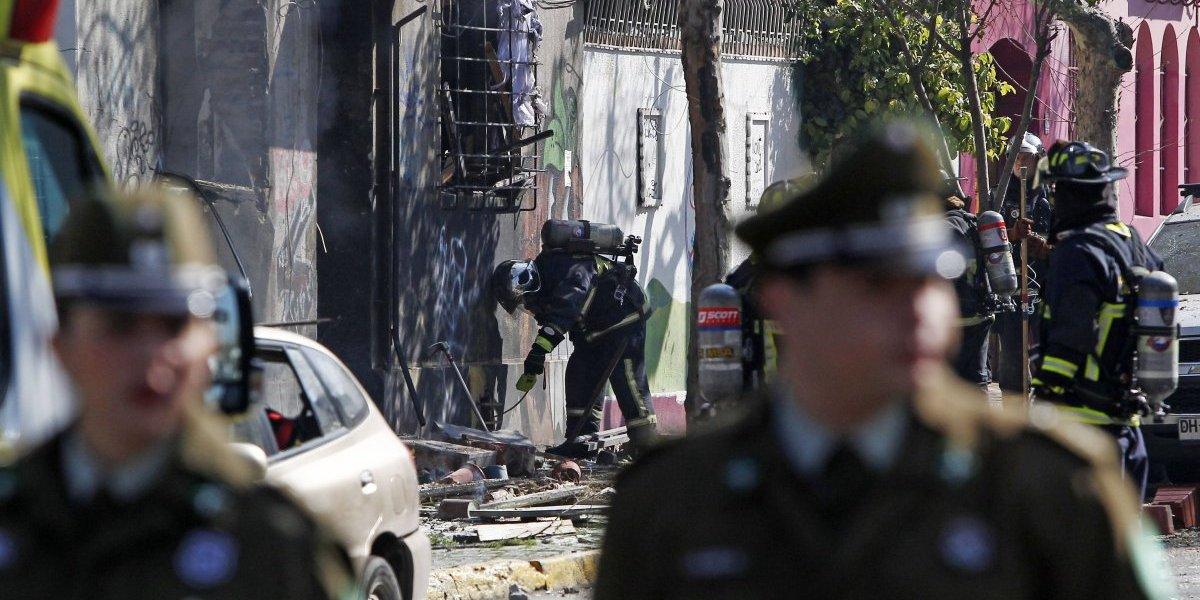 No sería un balón de gas: Superintendencia culpa a Enel y Metrogas de la explosión  en Recoleta