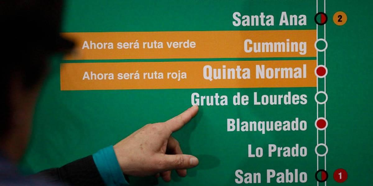 Entérate de los cambios del Servicio Expreso de la Línea 2 y 5 del Metro de Santiago