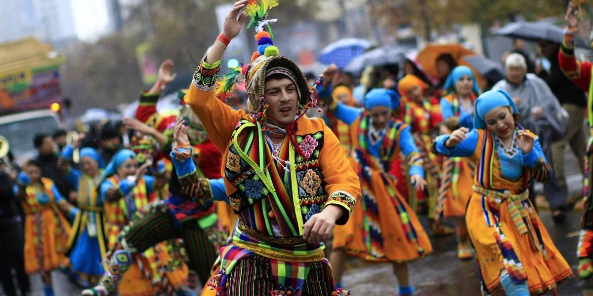 Santiago es Carnaval se apropiará de la Alameda