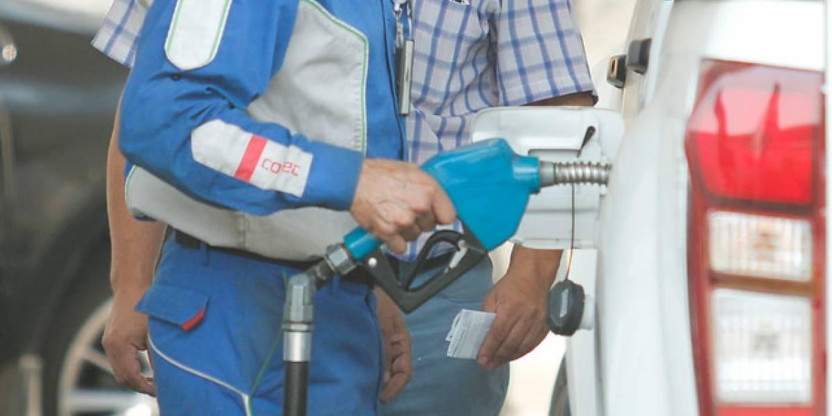 No hay caso: precio de las bencinas volvería a subir el jueves