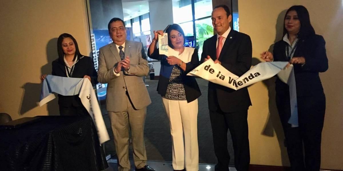 Inauguran Bi-Vienda, una feria para encontrar ofertas de casas y apartamentos en Guatemala