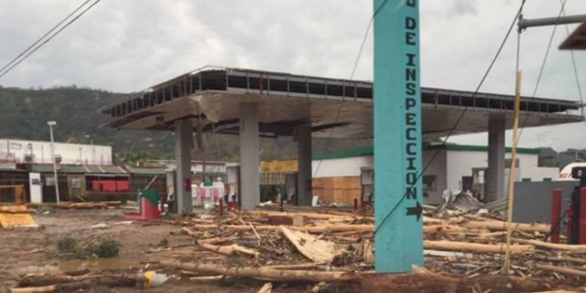 Huracán María deja 14 muertos en Puerto Rico