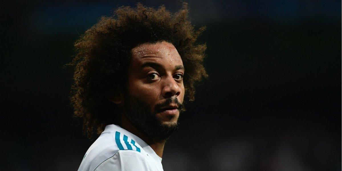 Uno menos en Brasil: confirman desgarro de Marcelo que lo deja fuera del partido con Chile
