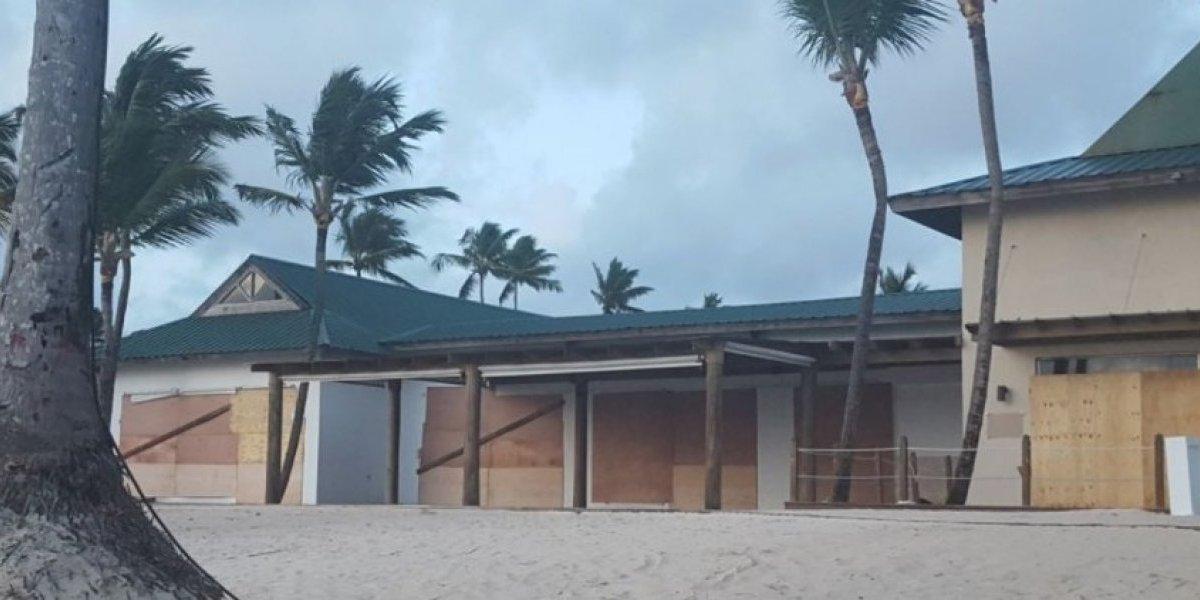 Sector turístico de República Dominicana no registró daños tras paso de huracán Mara