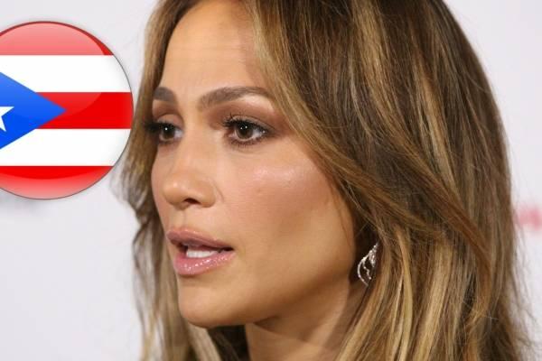 Jennifer Lopez Puerto Rico
