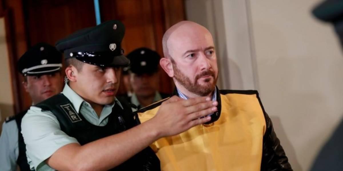 Rafael Garay deja la cárcel y permanecerá con arresto domiciliario