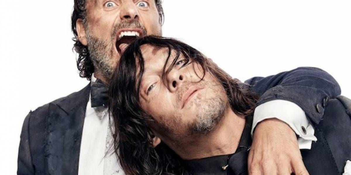 Así se viene la nueva temporada de The Walking Dead