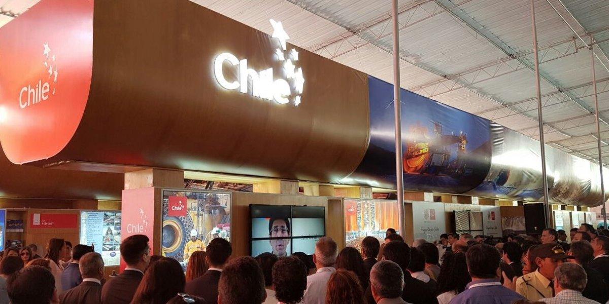 Producción chilena de cobre aumentará en 20 % para 2028