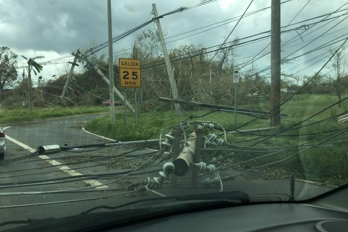 Tendido eléctrico en Guaynabo Metro Puerto Rico