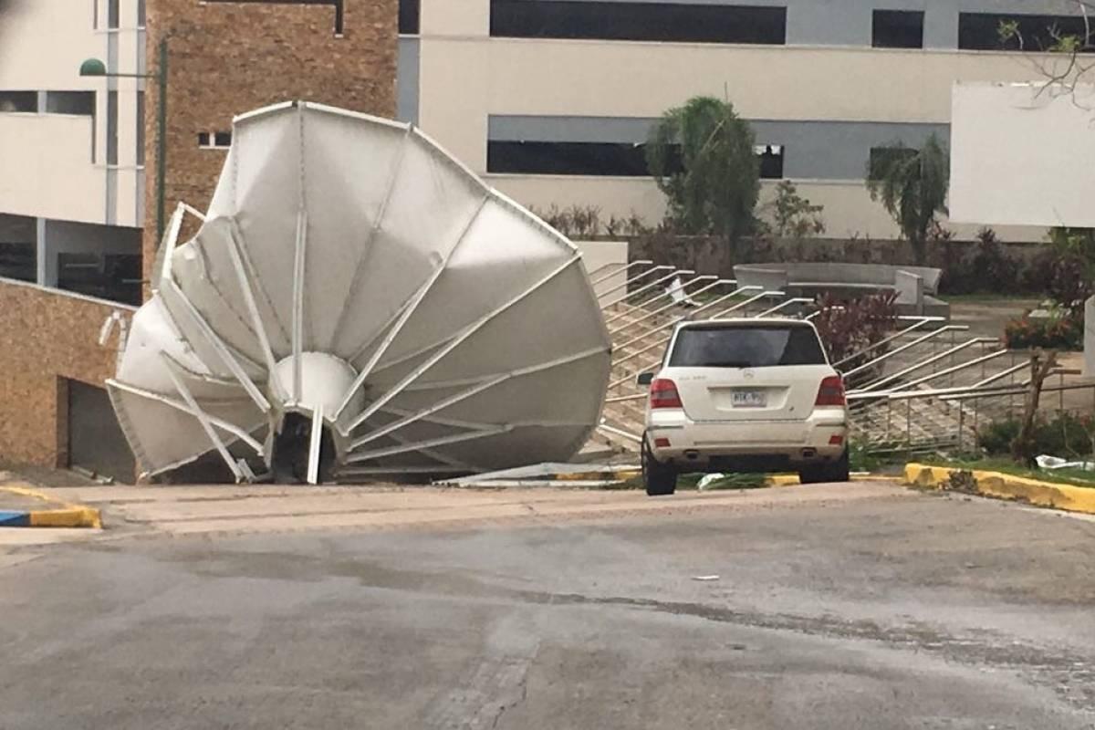Antena de Univisión Puerto Rico Metro Puerto Rico