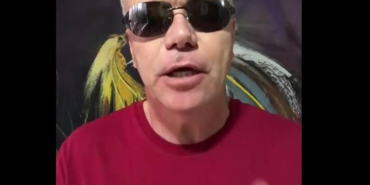 Popeye envía mensaje de apoyo a Puerto Rico