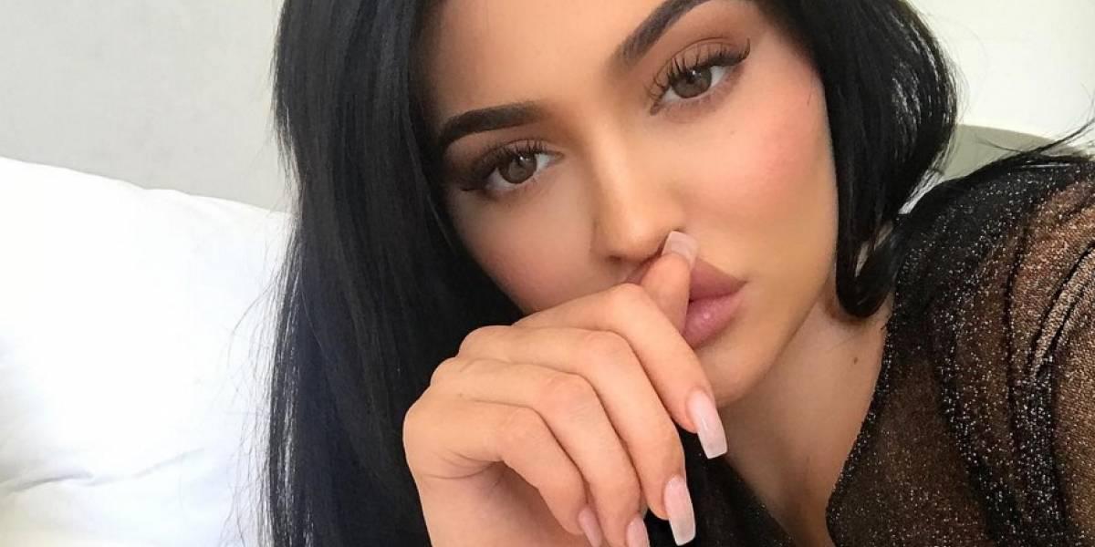 ¿Kylie Jenner, embarazada? Una foto lo confirmaría