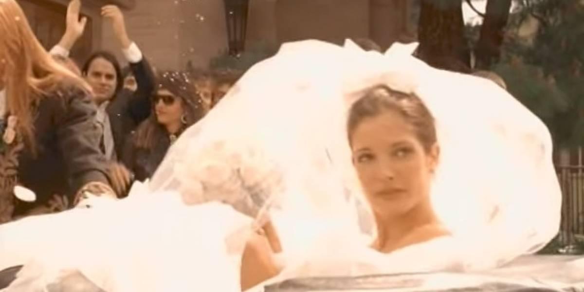 "Así luce ahora la modelo del video de ""November Rain"""