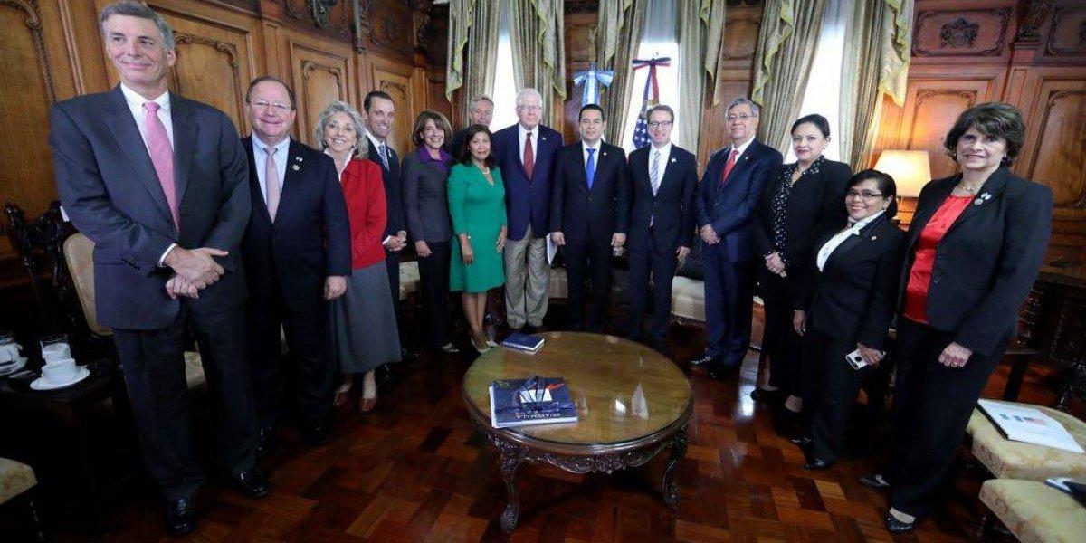 Norma Torres insta al presidente a colaborar con el MP y la CICIG